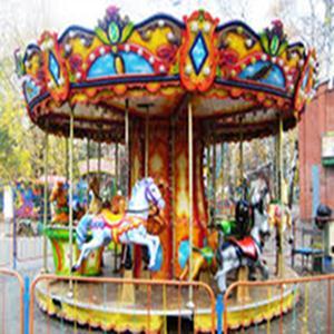 Парки культуры и отдыха Иловлы