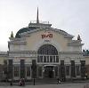Железнодорожные вокзалы в Иловле