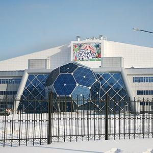 Спортивные комплексы Иловлы