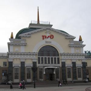 Железнодорожные вокзалы Иловлы
